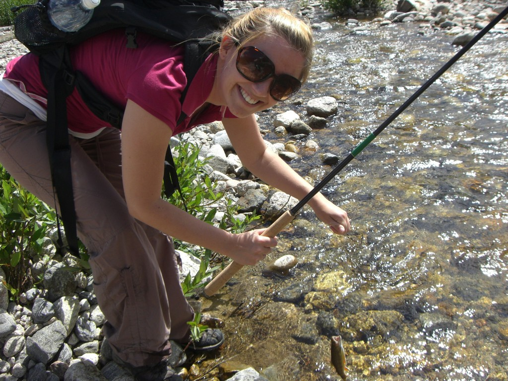 Why every beginner fly fisher should start with tenkara for Beginner fishing rod