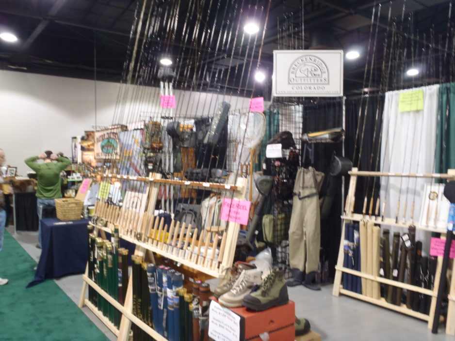 Denver Fly Fishing Show