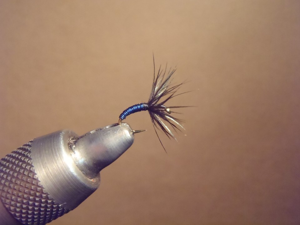 Tenkara Flies The Ninja's Victim