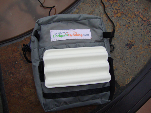 Ultralight Fly Fishing Pack
