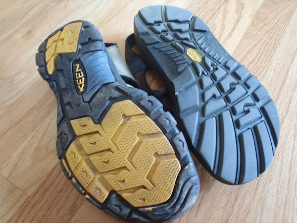 Keen vs. Chacos Sandals for Wet Wading