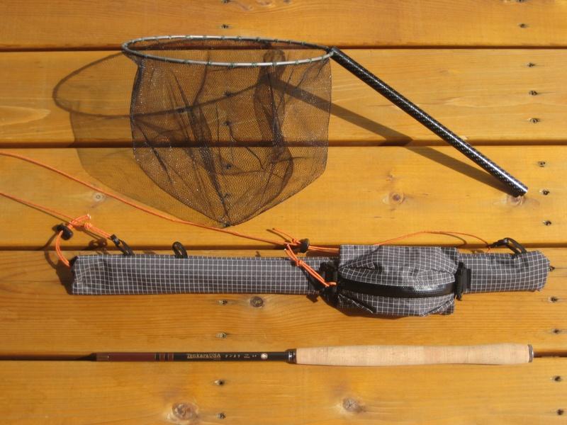 Titanium Tenkara Net 6