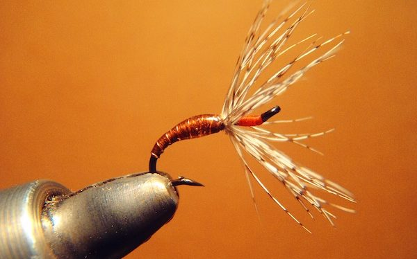 Epoxy Tenkara Fly