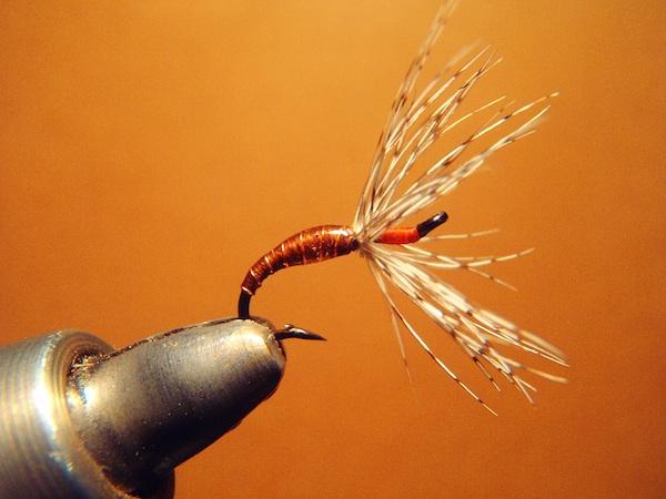 Epoxy Tenkara Fly