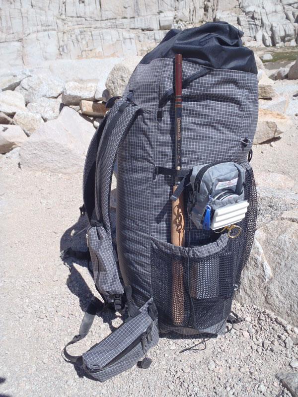Tenkara-Backpack