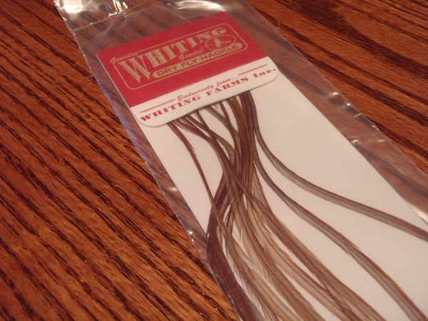 Dry Fly Hackle