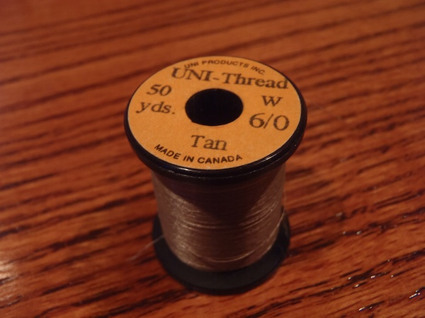 Thread for Tenkara Tying