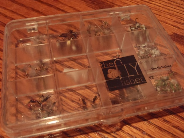 Tenkara Flies & Fly Box