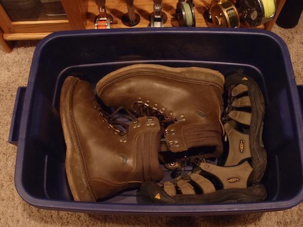 My Wading Kit