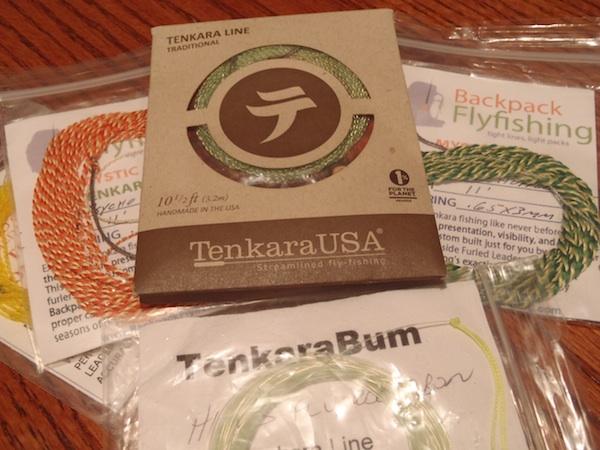 Tenkara Fly Lines