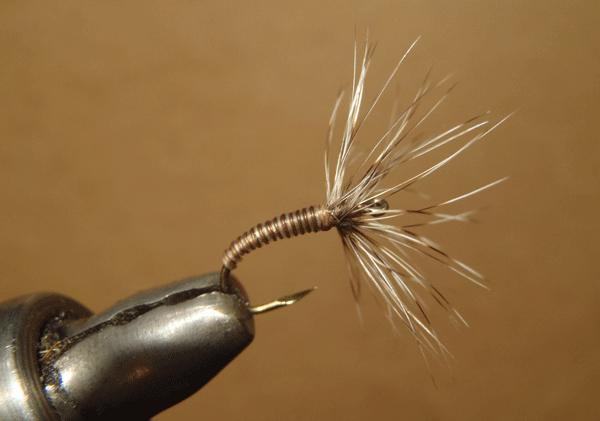 Horsehair Tenkara Flies