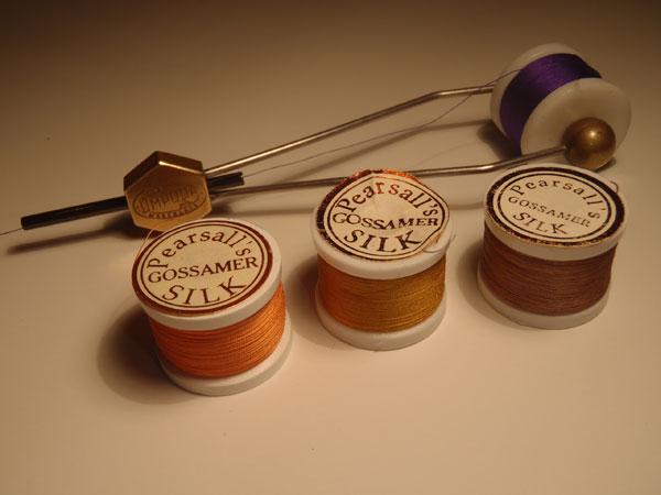 Pearsall's silk thread sakasa kebari