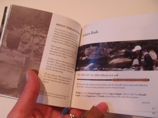 Tenkara USA catalog 2