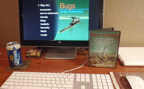 Bugs of the Underworld DVD