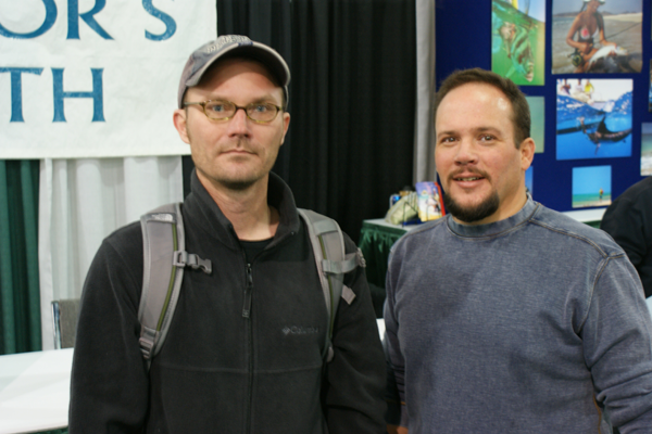 Jason Klass (left) and Charlie Craven (right)