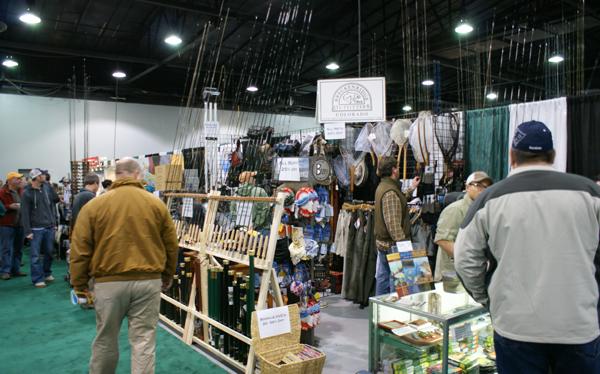 Denver Fly Fishing Show 2012