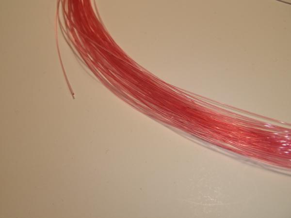 Red Tenkara Line