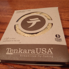 Tenkara USA 3rd Generation Traditional Line