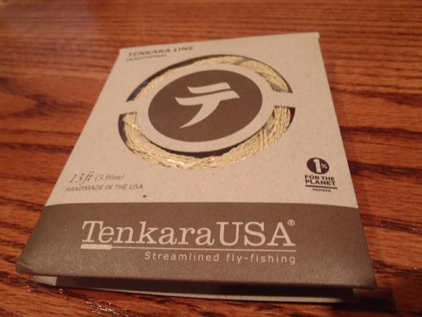 Tenkara USA 3rd Generation Furled Tenkara Lines