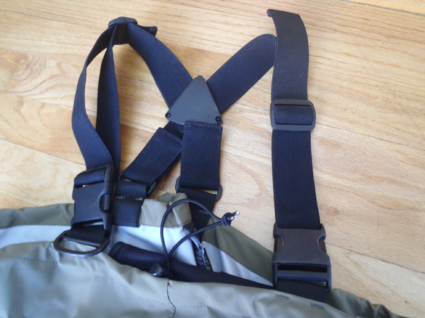 Stretchy Suspender System