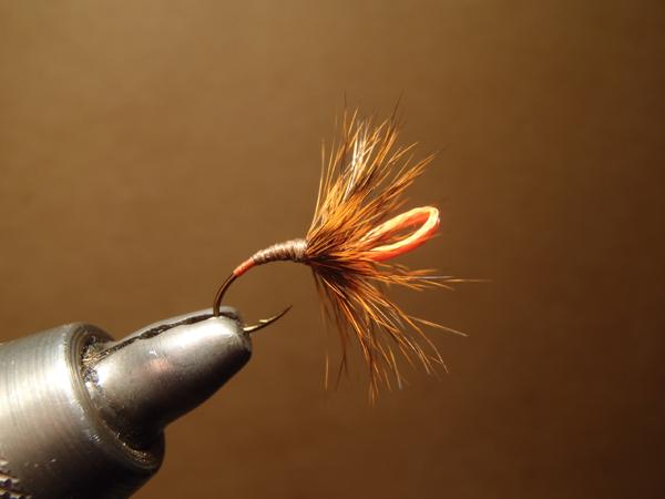 Tenkara Eyeless Fly