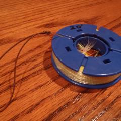 20 ft. Furled Line & DIY Line Spool Mod