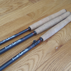 Fountainhead Stone Fly Tenkara Rods