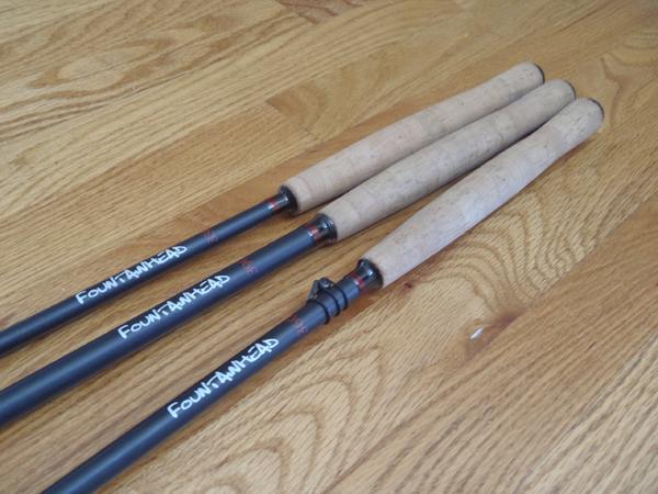 Fountainhead Tenkara Rods