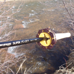 Nissin Prosquare Tenkara Rod Review