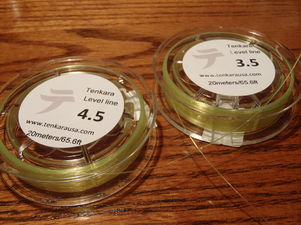 Tenkara USA Yellow Level Line