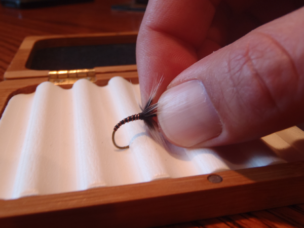 Bamboo Tenkara Fly Box