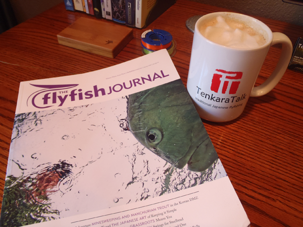 Tenkara in The Fly Fish Journal