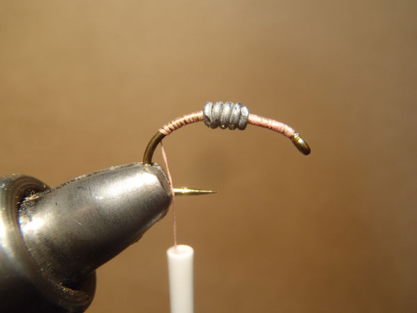 How to tie the killer bug step 2