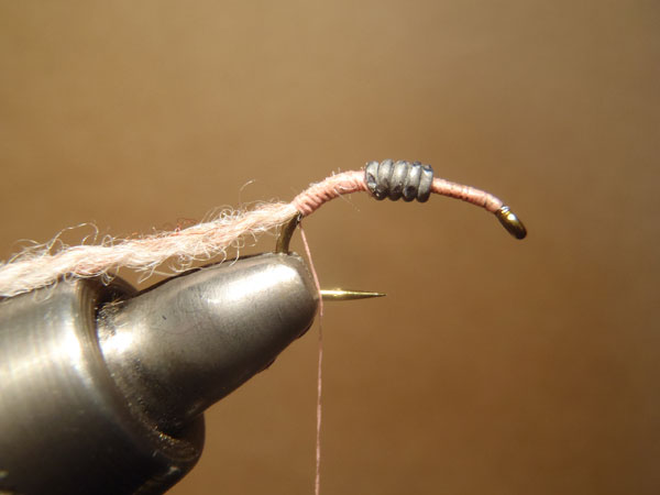 How to tie the killer bug step 3