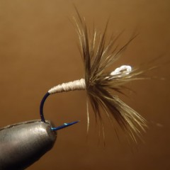 Tenkara Flies on Eyeless Hooks