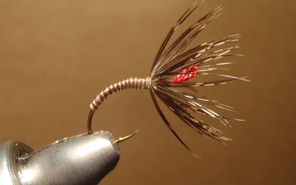 Horse Hair Tenkara Fly