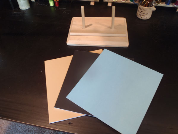 DIY Fly Tying background Plate 4