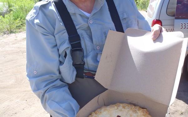 Tenkara Pie