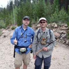 Chasing Cutthroats with Anthony Naples in RMNP