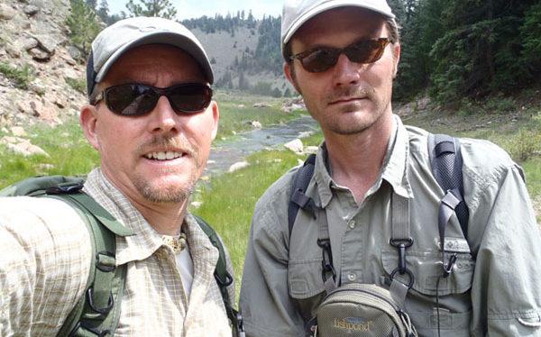 Tenkara Spring Creek Fishing