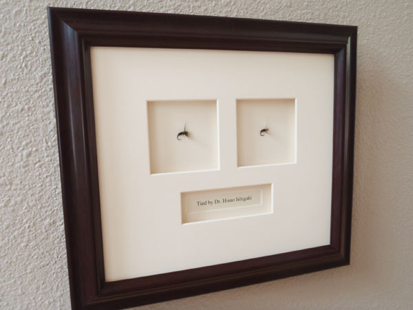 Framed Tenkara Flies