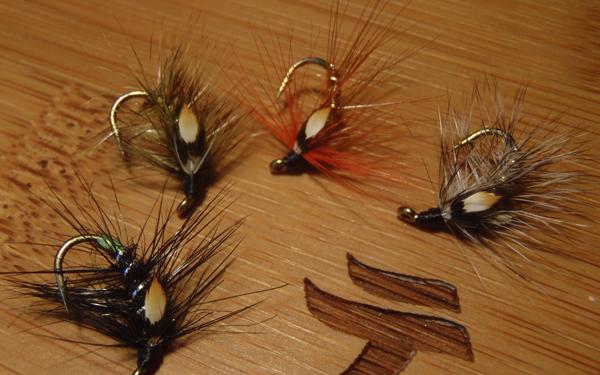 Snatcher Flies for Tenkara