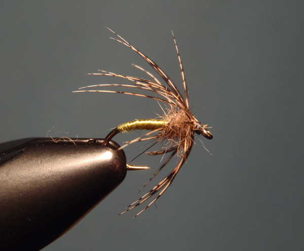 Soft Hackle Flies for Tenkara