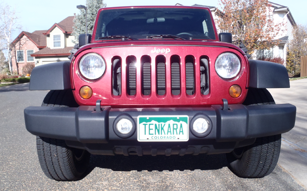 Jason's Tenkaramobile