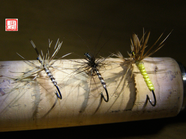 Tenkara no Oni's Flies