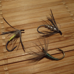 Tying Flies with Common, Everyday Materials