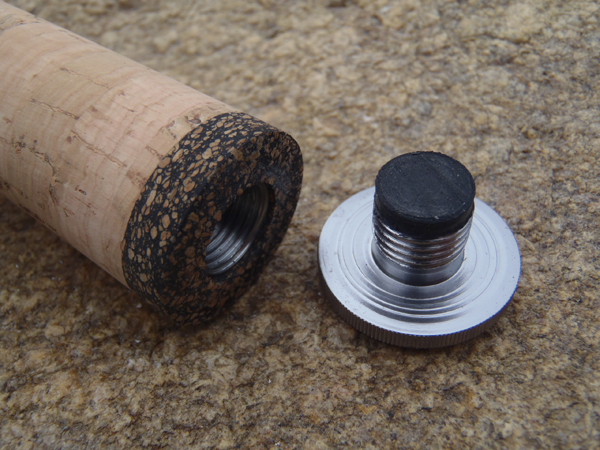 Tenkara Centre UK Masu Rod End Cap