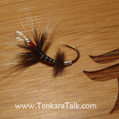 An Unnecessarily Complex Tenkara Fly