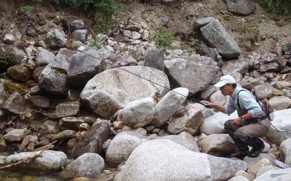 Dr. Ishigaki Tenkara Fishing