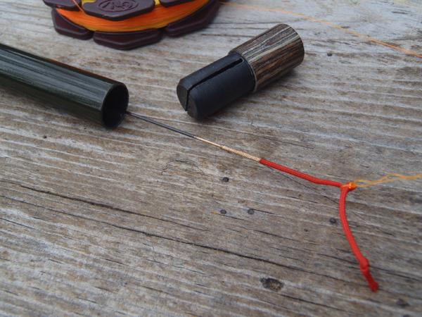 Seiryu rod lilian and rod plug